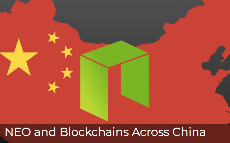 Resultado de imagem para NEO and Blockchains Across China
