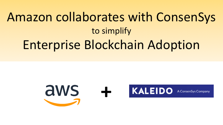 Amazon Collaborates With Consensys