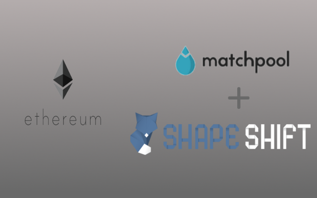 Matchpool announces integration with ShapeShift