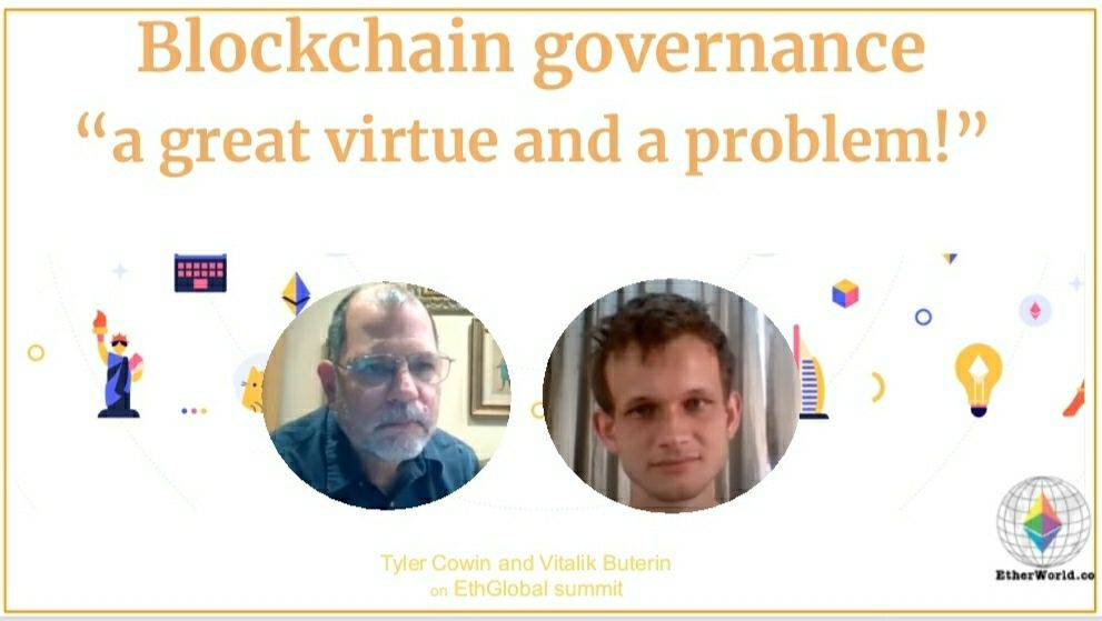 Blockchain governance: a great virtue and a problem!