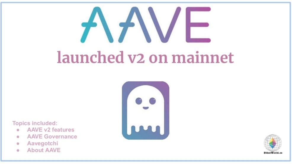 AAVE v2 mainnet launch