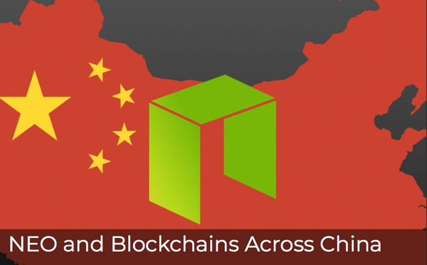 NEO and Blockchains Across China