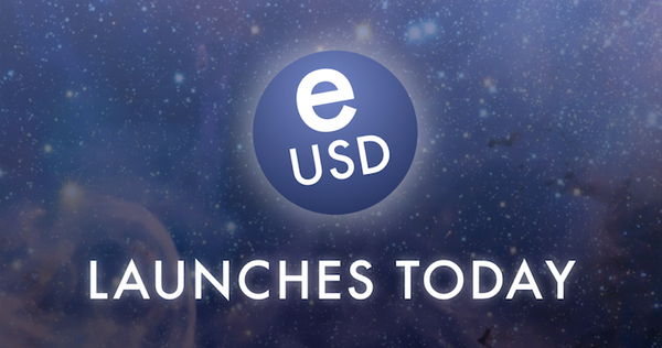 Havven launches eUSD, its first stablecoin