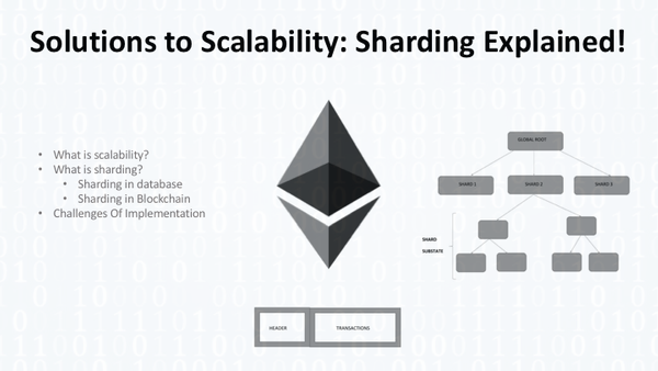 Solutions to Scalability: Sharding Explained!
