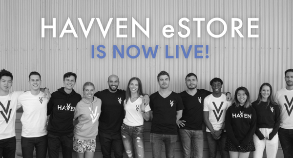 Havven launches world's first online store to solely accept a stable cryptocurrency as payment