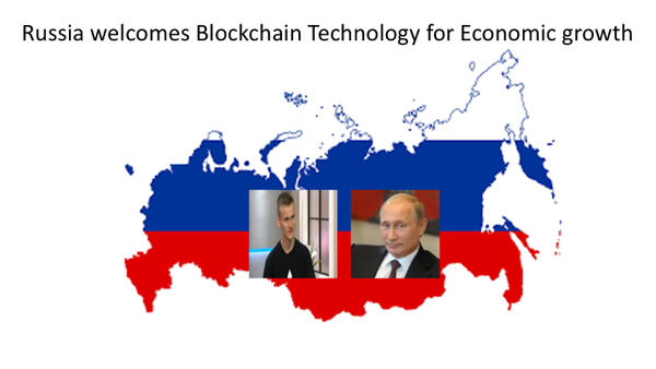 Russia welcomes Blockchain Technology for Economic growth