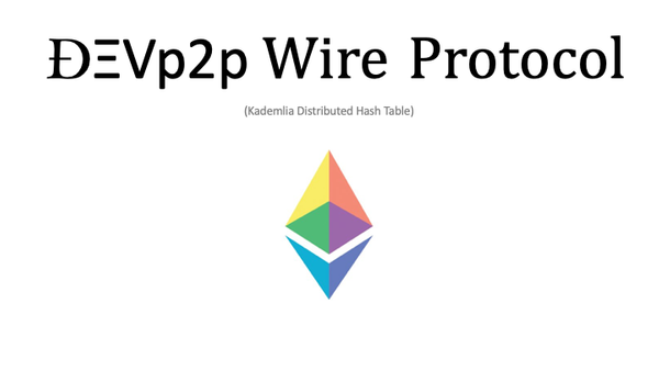 ÐΞVp2p Wire Protocol (Kademlia Distributed Hash Table)