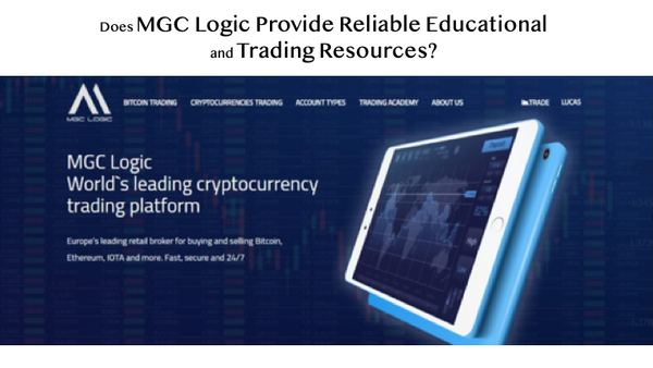 Does MGC Logic Provide Reliable Educational and Trading Resources?