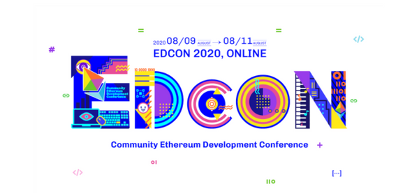 EDCON, the Community Ethereum Development Conference to Take Place Virtually on August 9-11